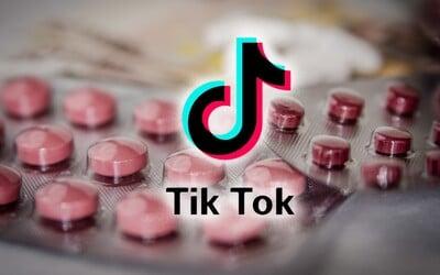 Tínedžerka sa kvôli TikToku predávkovala liekmi na alergiu a zomrela. Chcela užiť čo najviac tabletiek, aby halucinovala