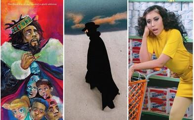 Tip na hudbu: Multižánrový výber najlepších albumov za posledný mesiac