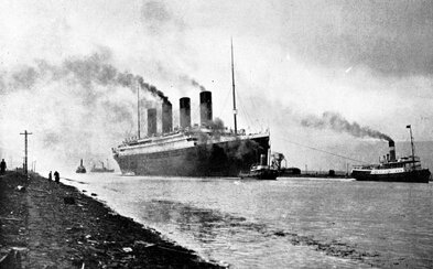 Titanic nepotopil ľadovec, ale tajomstvo ukryté v jeho trupe. Cestujúci ani len netušili o rozsiahlom požiari v podpalubí lode