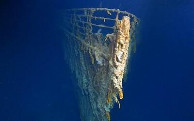 Titanic zřejmě zmizí do roku 2030. Nové snímky ukazují jeho postupný rozpad