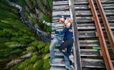 Títo ľudia strach z výšky nepoznajú