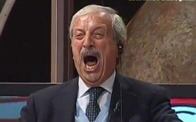 Tiziano Crudeli, najšialenejší komentátor všetkých čias
