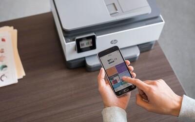 Tlač hravo a jednoducho s aplikáciou HP Smart