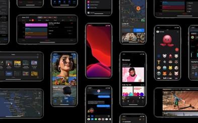 Tmavý režim v aplikacích ti prý na iPhonech ušetří až 30 % baterie