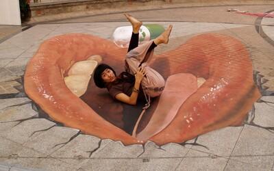 To najlepšie zo sveta street artu #11 - 3D špeciál