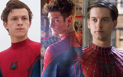 Tobey Maguire aj Andrew Garfield si zahrajú v Spider-Man 3 s Tomom Hollandom! Vráti sa aj záporák Doctor Octopus