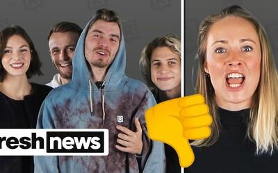 Tohle jsou nejhorší Freshnews, které jste kdy viděli