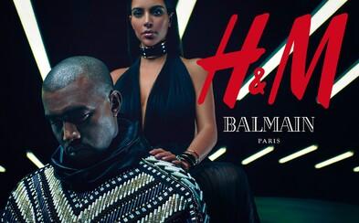 Tohtoročná luxury kolekcia H&M bude patriť Balmain!