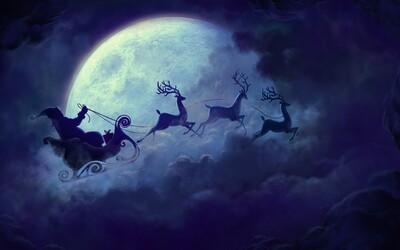 Tohtoročné Vianoce sú bez snehu, no zato s magickým Mesiacom, ktorý nám prichystal niečo nezvyčajné
