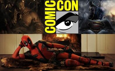 Tohtoročný Comic-Con sľubuje nádielku Star Warsu, Warcraftu, Batmana a Supermana a mnohého iného