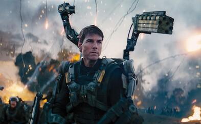 Tom Cruise a Emily Blunt budú mať v Edge of Tomorrow 2 konkurenciu. Nová postava si podľa režiséra kradne všetky scény pre seba