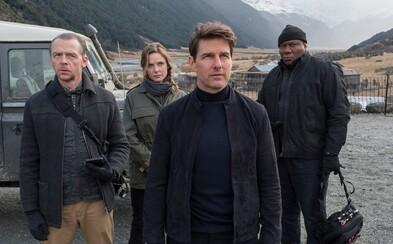 Tom Cruise a režisér Mission: Impossible - Fallout potvrdili ďalšie dva filmy. Uvidíme ich v roku 2021 a 2022