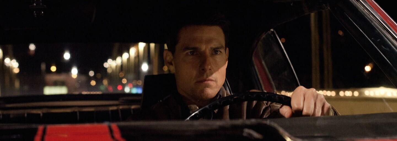 Tom Cruise čoby Jack Reacher ide cez mŕtvoly, aby očistil svoje krivo pošpinené meno