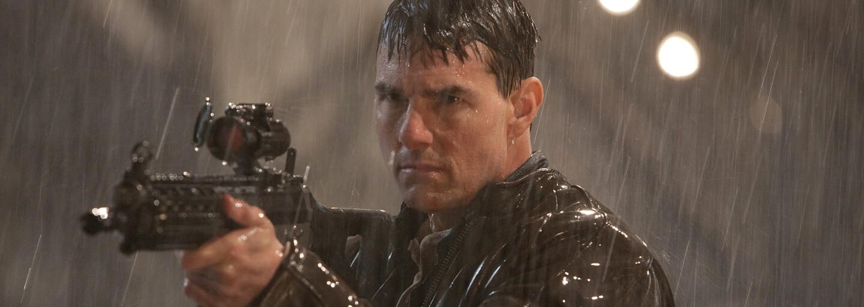 Tom Cruise je Jack Reacher po druhýkrát v prvých záberoch z akčného pokračovania