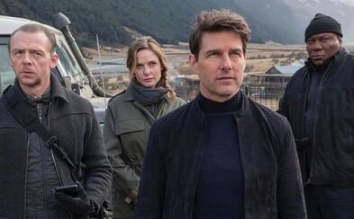 Tom Cruise natočí s Elonem Muskem akční film rovnou ve vesmíru