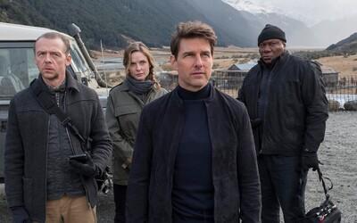 Tom Cruise sa po zranení vracia na nakrúcanie Mission: Impossible 6 a naďalej odmieta využívať kaskadérov