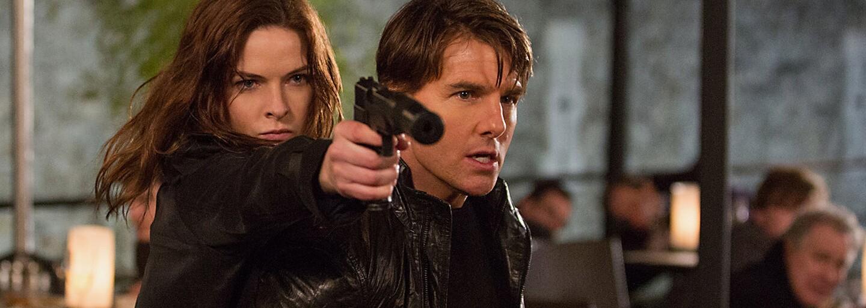 Tom Cruise sa počas parížskeho natáčania Mission: Impossible 6 nevenoval iba svojej akčnej scéne na motorke, ale aj zvedavým fanúšikom naokolo