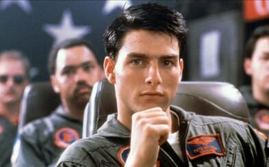 Tom Cruise sa rozhovoril o pokračovaní Top Gunu. Aký bude názov a v akom tóne sa ponesie nový film?