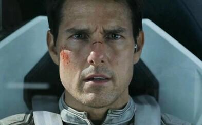 Tom Cruise se díky novému filmu skutečně dostane do vesmíru