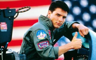 Tom Cruise vyslyšal prosby fanúšikov! Kultový Top Gun od Tonyho Scotta sa dočká pokračovania