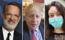 Tom Hanks, Boris Johnson aj Mikel Arteta. Ktoré známe osobnosti sa už nakazili koronavírusom a ako zvládajú izoláciu?