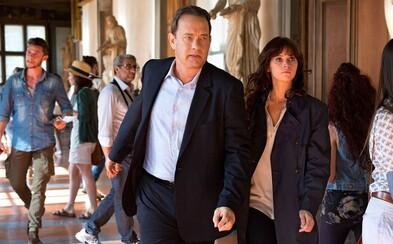 Tom Hanks je poslední nadějí lidstva v debutovém traileru pro Inferno podle knihy Dana Browna