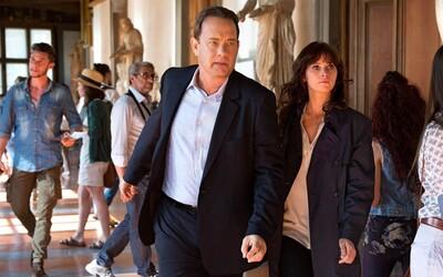 Tom Hanks je poslednou nádejou ľudstva v debutovom traileri pre Inferno podľa knihy Dana Browna