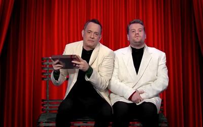 Tom Hanks predvádza všetky svoje kultové postavy v zábavnom poňatí