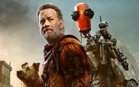 Tom Hanks si postavil roztomilého robota, který ho po apokalypse udrží při životě. Sleduj trailer na emotivní sci-fi drama Finch