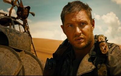 Tom Hardy ako Mad Max v novom šialenom traileri plnom grandióznej akcie