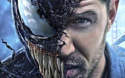 Tom Hardy by sa ako Venom mal objaviť v troch filmoch a pokračovanie Top Gun naberá herecké posily