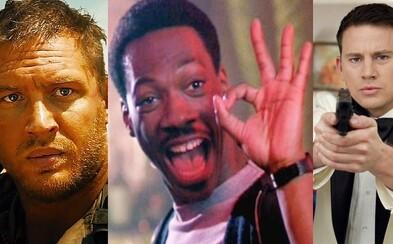 Tom Hardy či Channing Tatum v pokračovaní Policajta z Beverly Hills? Režiséri si ich vo filme rozhodne vedia predstaviť