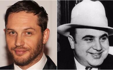Tom Hardy si v životopisnej kriminálke zahrá brutálneho gangstera Al Caponeho. Kto sa ujme réžie?