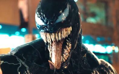 Tom Hardy to ako Venom konečne rozbalil naplno! V parádnom plnohodnotnom traileri neberie ohľady na nikoho