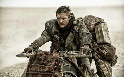 Tom Hardy v nadupanej ukážke akčného sci-fi Mad Max: Fury Road