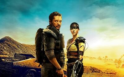 Tom Hardy v tom má jasno. Mad Maxa uvidíme v kinách ešte minimálne dvakrát!