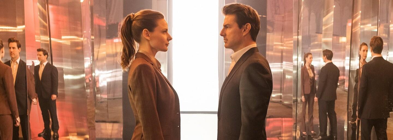 Toma Cruise honí v novém traileru pro Mission: Impossible samotný Superman Henry Cavill