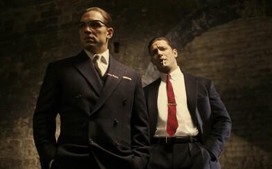 Toma Hardyho bude v gangsterke Legend plné plátno