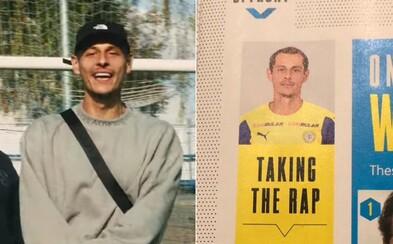 Tomáš Kučera aka TK27 dostal svůj drzý rap o Peltovi až do prestižního britského časopisu o fotbale