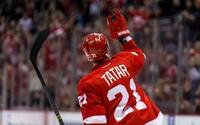 Tomáš Tatar nám predvádza svoju hokejovú šikovnosť cez kameru GoPro