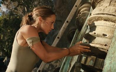 Tomb Raider s Aliciou Vikander vtrhne do kín už tento týždeň. Navnaďte sa na premiéru štyrmi klipmi priamo z filmu