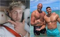 Tommy Fury prijal ponuku na zápas youtubera Jaka Paula. Legenda Tyson reaguje, že ak brat prehrá, zmení mu priezvisko