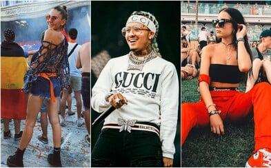 Tomorrowland 2018: Lil Pump v tradičnom Gucci rúchu, no festivalové outfity predviedli aj Dua Lipa či Virgil Abloh