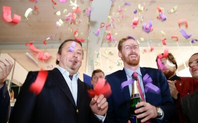 Tonda Blaník půjde do kin. Celovečerní snímek vtipně mapuje aktuální dění v české společnosti i prezidentskou volbu