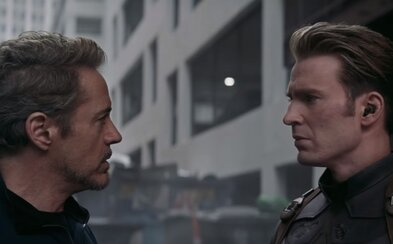 Tony a Steve idú spolu do boja proti Thanosovi ako Iron Man a Captain America. Sleduj epický trailer pre Avengers: Endgame!