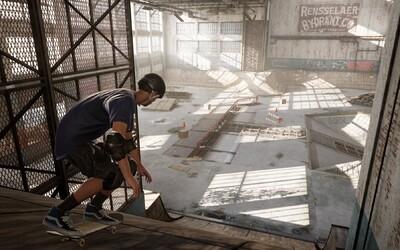 Tony Hawk's Pro Skater 1 a 2 dostanú remaster. Nostalgická upútavka láka na návrat ku klasike