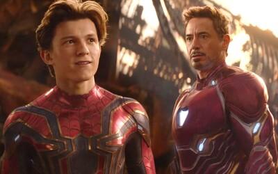 Tony Stark je podle Toma Hollanda novým strýčkem Benem. Nahradí jeho roli mentora Mysterio?