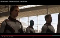 Tony Stark se vrací na Zemi! Velkolepý trailer pro Avengers: Endgame je příslibem emotivní blockbusterové rozlučky