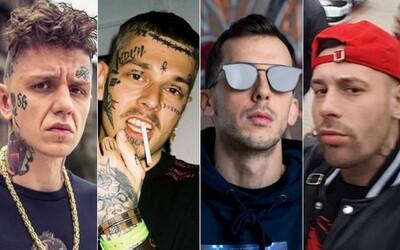 TOP 10: Které české rapové skladby roku 2018 jsou ty nejlepší?