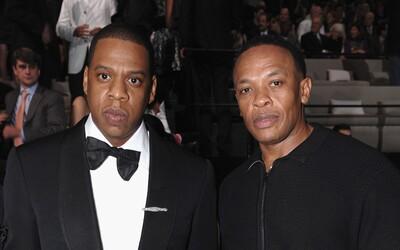 TOP 10: Kteří američtí rapeři a hudební podnikatelé jsou nejbohatší a proč není Dr. Dre první?